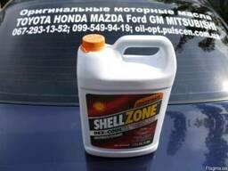 Антифриз Shellzone Antifreeze DEX-СOOL -80C(красный)3,78л
