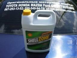 Антифриз Shellzone Antifreeze Concentrate 80C(зеленый) 3,78л
