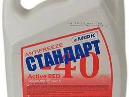 Антифриз Стандарт Antifreeze Active Red/Green -40