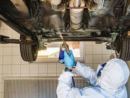 Антикор, покраска, ремонт авто