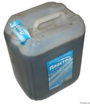 Антиморозные добавки для бетона и раствора Пластол - 10л