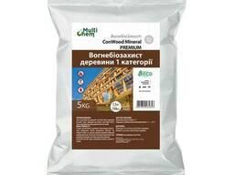 Антипирен Антисептик Огнебиозащита для древисины ConWood Mineral Premium. Концентрат. 5кг