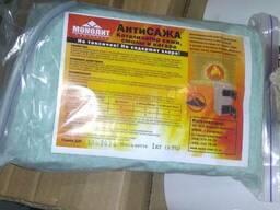 АнтиСАЖА - Очиститель дымоходов от сажи, смолы и нагара.