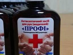 Антисептическое средство для рук на спиртовой основе