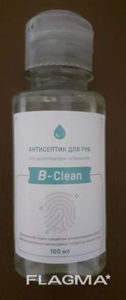 Антисептик 100 мл. B-Clean