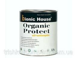 Антисептик для дерева Organic Protect OIL Bionic-House...