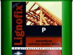 Антисептик для захисту деревини дахових конструкцій