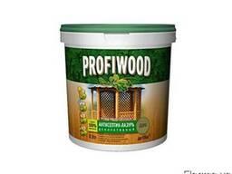Антисептик-лазурь полиакриловая Profiwood дуб 0,9кг