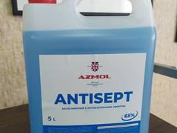 Антисептик Antisept спиртовой для кожи и рук (5 литров)