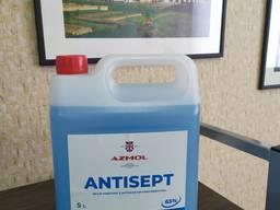 Антисептик сертифицированный для обработки кожи и рук 5 л