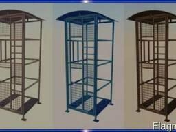 Антивандальный шкаф, решетка для вейдингового аппарата