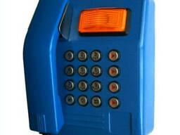Антивандальный всепогодный телефонный аппарат БТА-105.