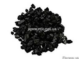 Уголь отборной марки ДГ в мешках