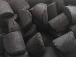 Антрацитовий вугільний брикет - фото 4