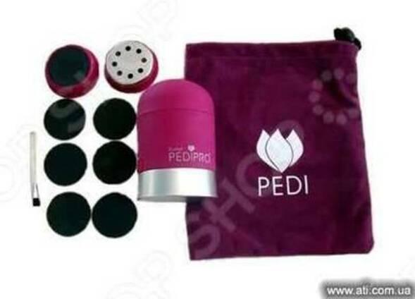 Апарат для педикюру в домашніх умовах PediproDeluxe