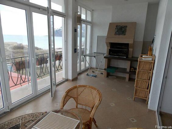 Апартаменты класса люкс в Коктебельской бухте с видом на мор