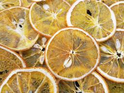 Апельсин сушеный. Апельсин сушеный без сахара.