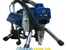 Аппарат для покраски - Агрегат окрасочный Airless Е-230