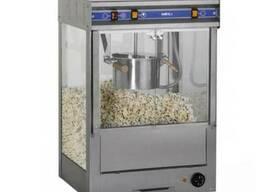 Аппарат для попкорна с подогревом дна