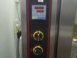Аппарат для приготовления кур-гриль газовый JUSTA
