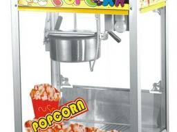 Аппарат для приготовления попкорна EWT INOX PCM-826Y. Новый