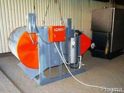 Аппарат для сушки семян тыквы IGNIS.