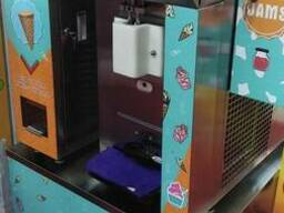 Аппарат по изготовлению мороженого и молочных коктейлей. - фото 3