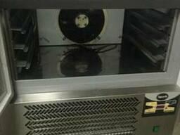 Аппарат шкаф шоковой заморозки, шокер бу Apach SH03