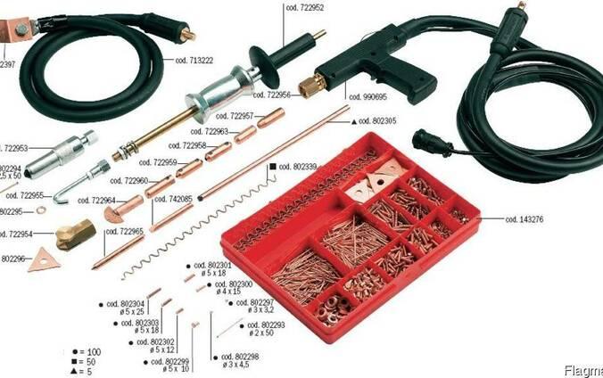 Аппарат точечной сварки для ремонта автомобилей Telwin DIGIT