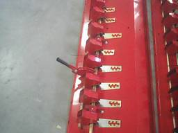 Стенка задняя СЗГ 00. 2390(левая) в сборе