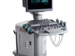 Аппарат УЗИ (УЗД) Siemens Acuson S3000 HELX