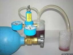 Аппарат Здоровье АЗ-1 кислородный пенообразователь