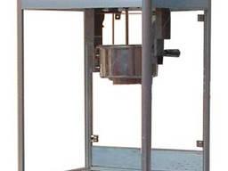 Аппараты для приготовления попкорна, сырье, стаканы, витрины
