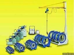 Аппараты для сварки ПЭ труб