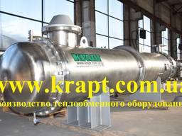 Аппараты теплообменные из нержавеющей стали
