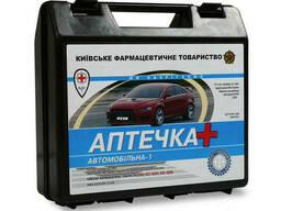 Аптечка автомобильная - АМА-1 (Новый стандарт)