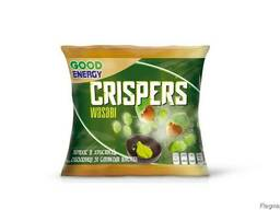 Арахис Crispers со вкусом вассаби