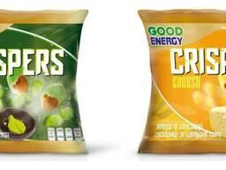 Арахис-Крисперс сыр/васаби от производителя ТМ Good Energy