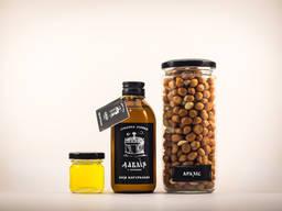 Арахісовава олія Арахисовое масло