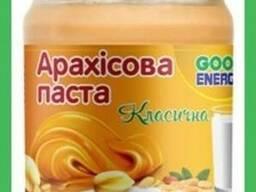 """Арахисовая паста классичечкая ТМ """"Good Energy"""" 180гр (250гр)"""