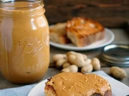 Арахисовая паста ( арахісова паста ) без сахара