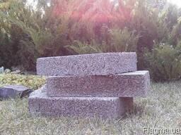 Арболитовые блоки теплоизоляционные