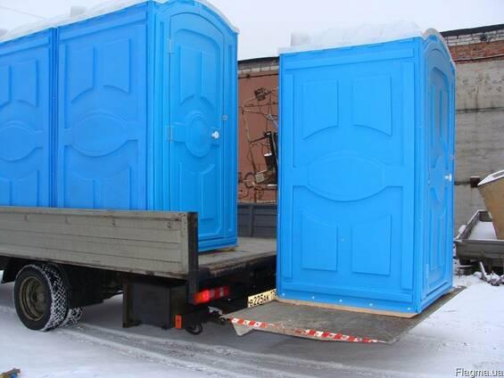 Аренда продажа биотуалетных кабин Днепр