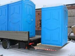 Аренда продажа биотуалетных кабин Днепр - фото 1