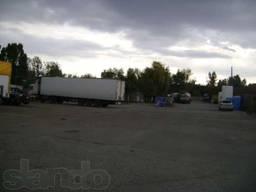 Аренда асфальтированной площадки 1000- 7000 кв. м. Киев