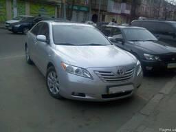 Аренда авто в Одессе Toyota Camry 40