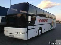 Аренда автобуса для доставки сотрудников