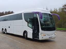 Аренда автобуса, микроавтобуса