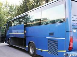 Аренда автобусов Ирпень. Пассажирские перевозки Ирпень