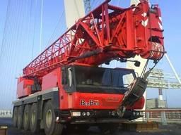 Аренда Автокран 130 тонн Grove GMK 5130-1